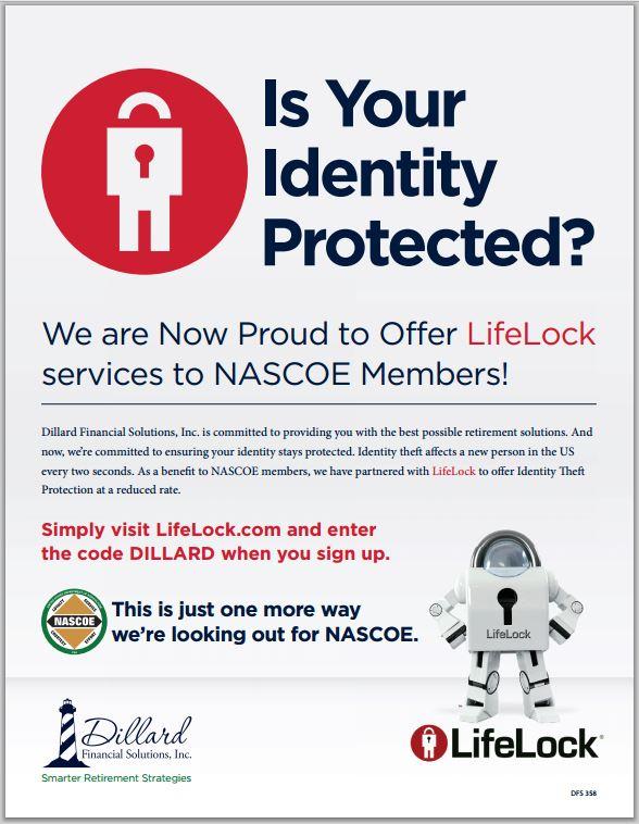 LifeLock Flyer